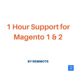 Magento 1 & 2 Support